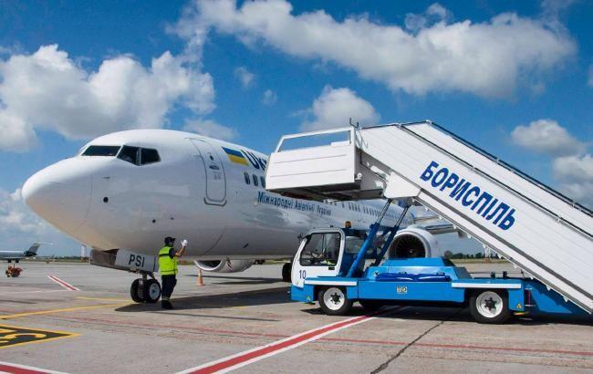В Украине будет открыт всего один аэропорт