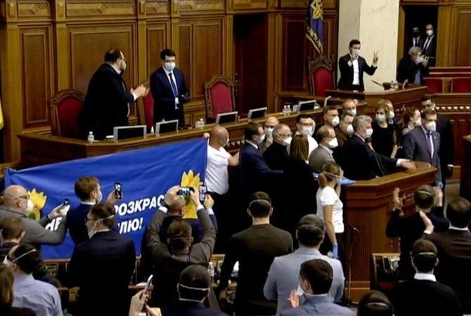Верховная рада приняла во втором чтении законопроект о рынке земли