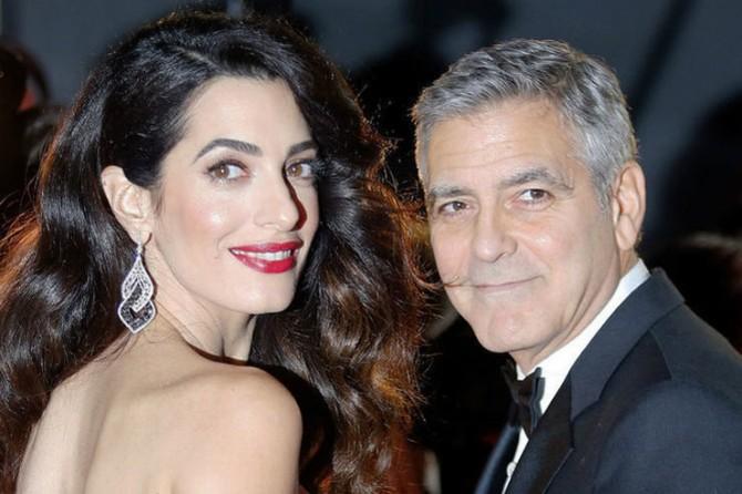 Джордж и Амаль Клуни мечтают о третьем ребенке, который мог бы спасти их брак
