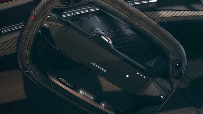 Ford создаст гоночную машину Fordzilla P1 специально для игр