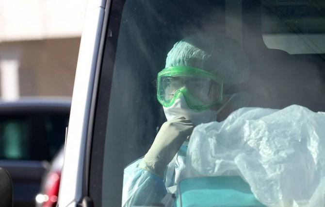 Новый случай заражения коронавирусом в Украине
