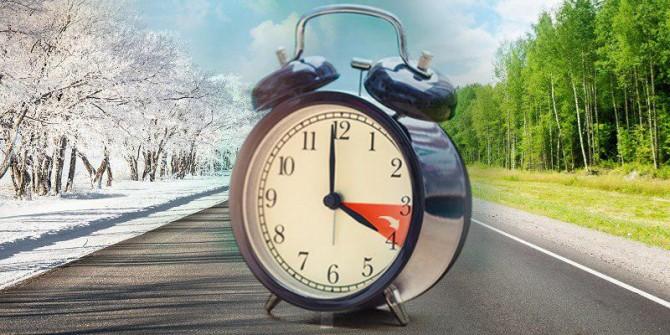 Когда в Украине нужно перевести часы на летнее время