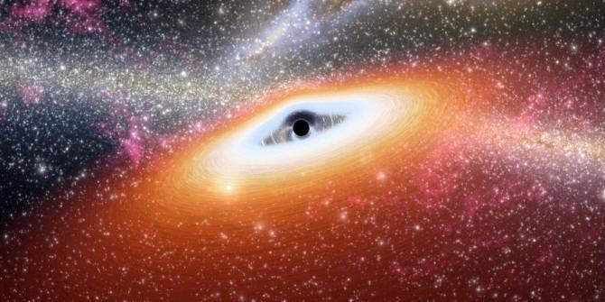 Черная дыра в центре Млечного Пути становится все более активной