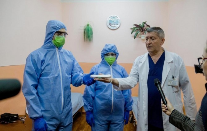 В Украине зафиксировали два новых случая коронавируса