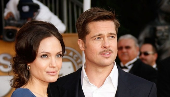 Анджелина Джоли запретила Брэду Питту брать детей на встречи с Дженнифер Энистон