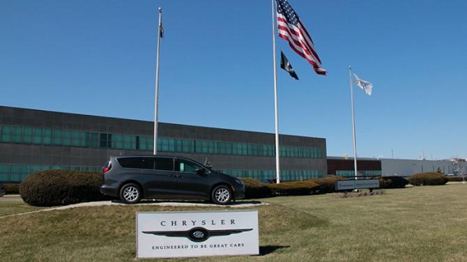 В офисе FCA в Мичигане от коронавируса умер один из сотрудников
