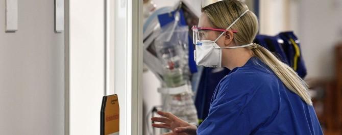 На Тернопольщине у полуторагодовалого ребенка обнаружили коронавирус