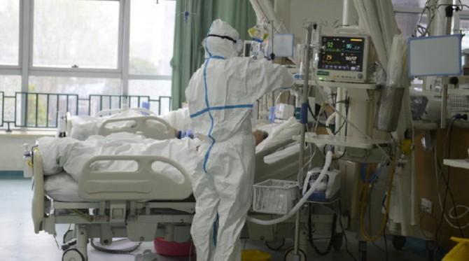 В Украине коронавирусом заразились 418 человек