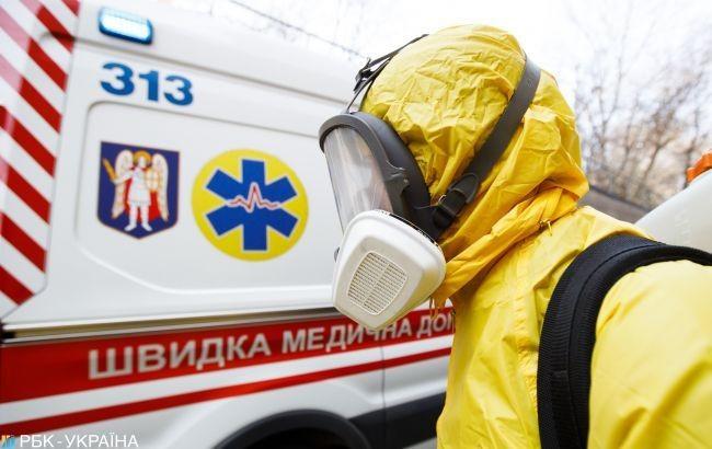 В Киеве от коронавируса скончался мужчина