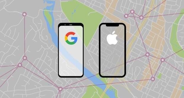 Apple открыла доступ к статистике передвижения людей на время пандемии