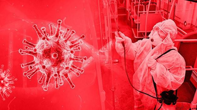 С начала пандемии в Украине заразилось 7 170 человек