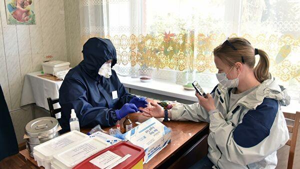 В Украине количество заболевших коронавирусом за сутки увеличилось на 492 человека
