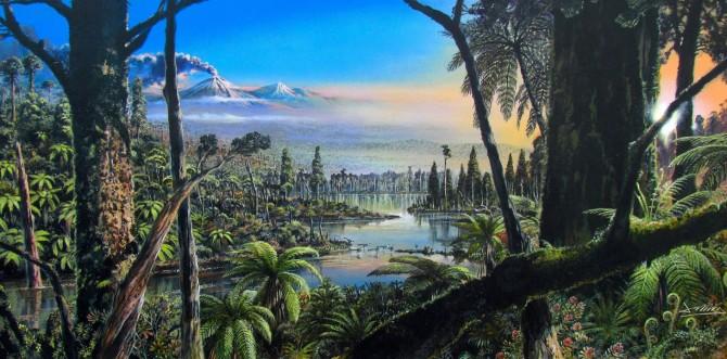 Ученые обнаружили следы доисторического леса в Антарктиде