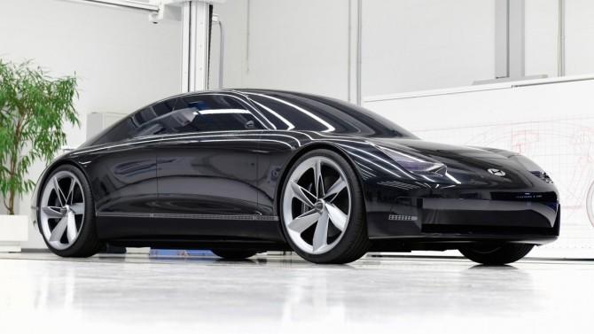 Hyundai представил концепт Hyundai Prophecy