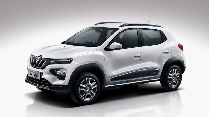 Renault планирует показать новый электрический SUV в этом году
