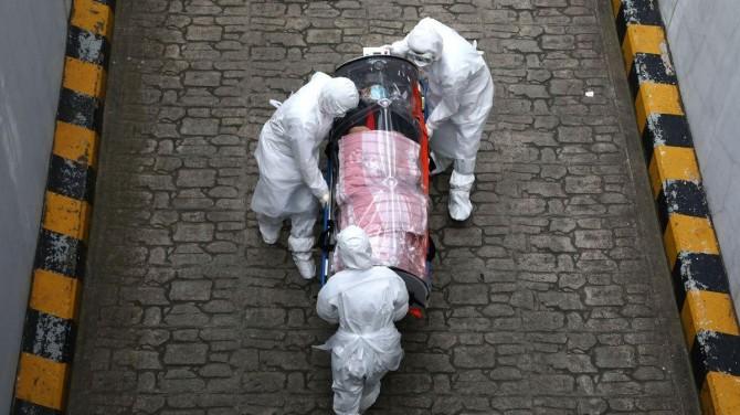 В Минздраве разъяснили, как нужно хоронить умерших от коронавируса