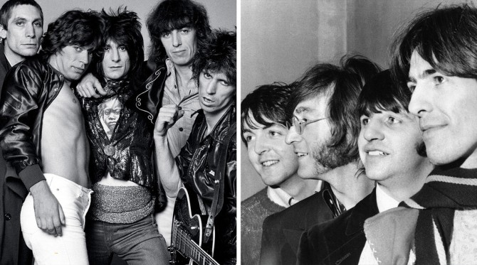 Пол Маккартни объяснил, почему Beatles «лучше» Rolling Stones