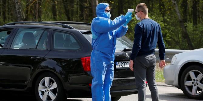 В Киеве зафиксирован 801 случай заболевания на коронавирус