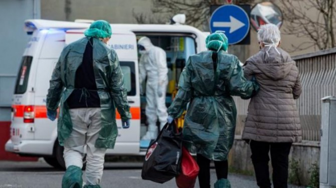 В Украине за сутки больных на коронавирус стало на 478 человек больше