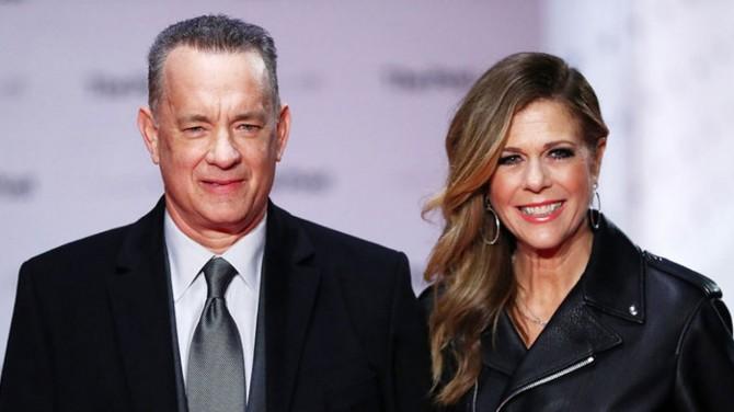 Том Хэнкс и его жена стали донорами плазмы для больных COVID-19