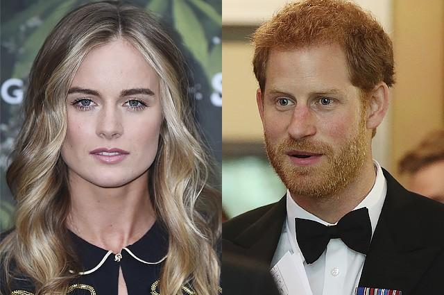 Актриса Крессида Бонас рассказала, почему не стала женой принца Гарри