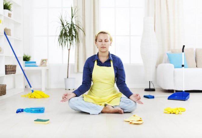 Семь лучших домашних занятий, чтобы снять напряжение и стресс