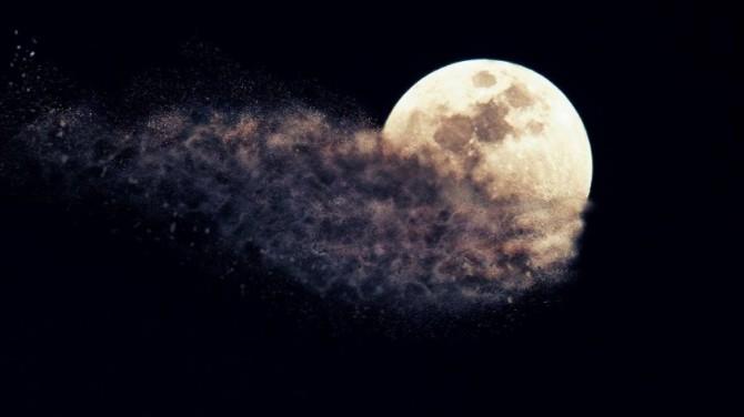 Ученые выяснили причину исчезновения Луны в 1110 году