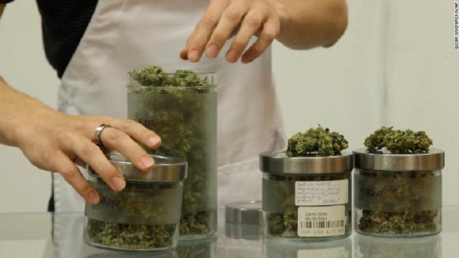Калифорнийские ученые нашли способ выявления следов марихуаны в воздухе