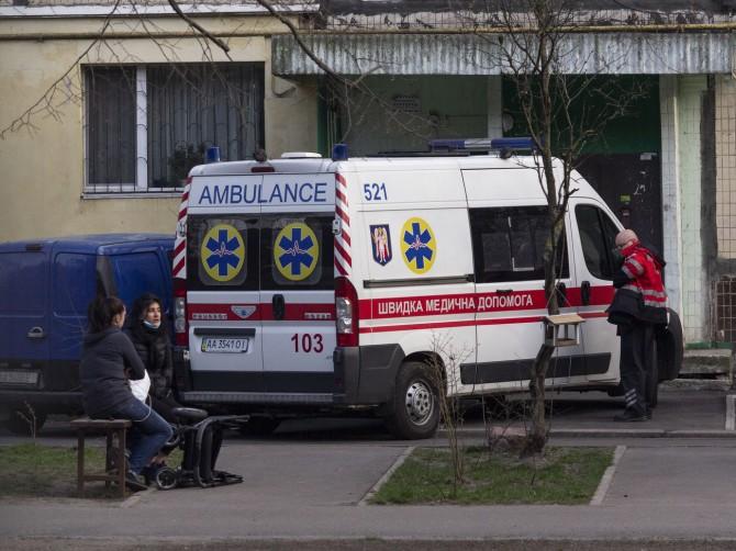 В Украине за сутки подтвердили 416 новых случаев коронавируса