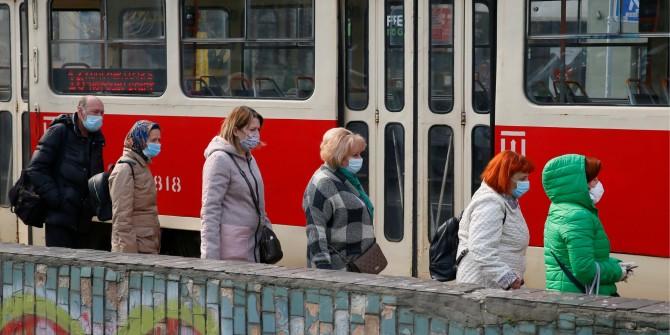 Премьер-министр Украины сказал, когда могут открыть метро и запустить междугородний транспорт