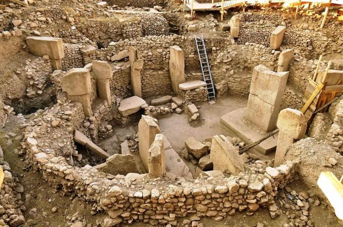 В древнейшем храме мира выявили скрытый геометрический узор