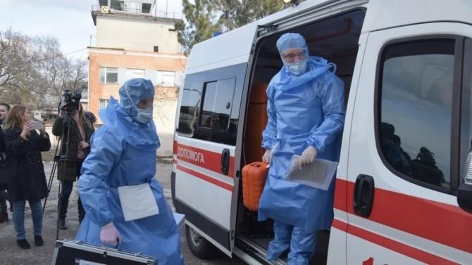 В Украине продолжает уменьшатся число больных COVID-19