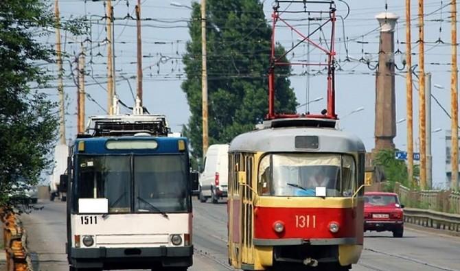 Общественный транспорт в Украине могут запустить не везде