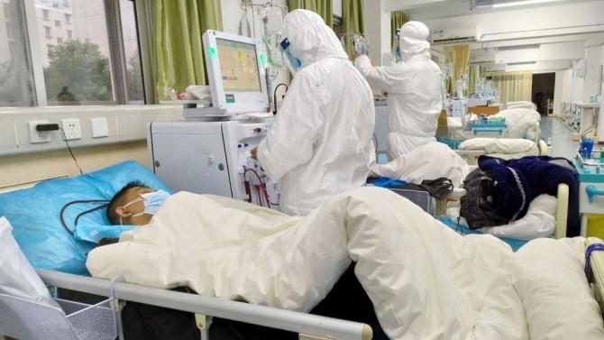 В Украине количество зараженных  COVID-19 превысило 20 тысяч