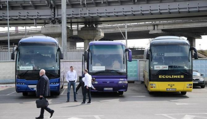 С 1 июня будут возобновлены межобластные перевозки всеми видами транспорта
