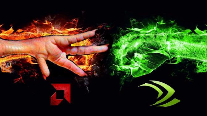 Видеокарты нового поколения от AMD и Nvidia выпустят в сентябре