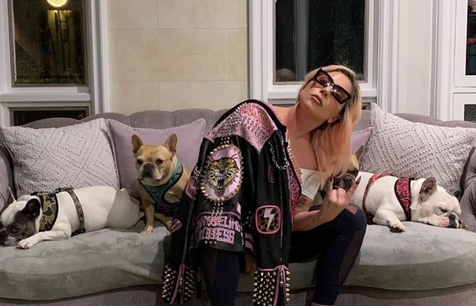 Леди Гага объяснила, почему долгое время боялась дружить с Арианой Гранде (ВИДЕО)