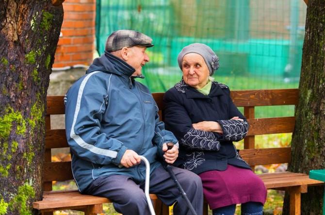 Пожилые люди оказались носителями наибольшего числа антител к COVID-19