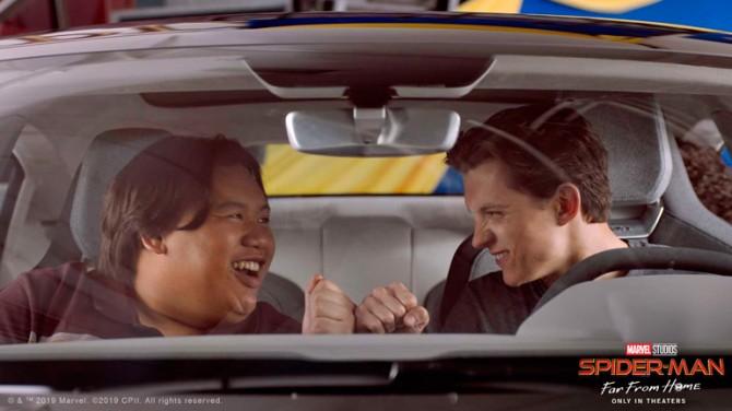Автомобили Hyundai снимутся в кино