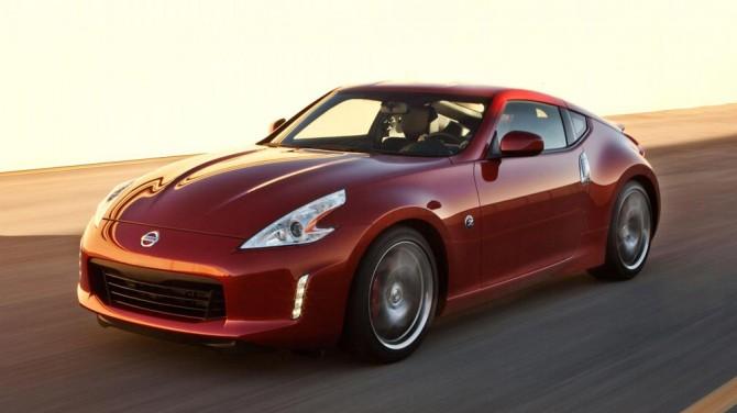 Новый спорткар Nissan показан на видео
