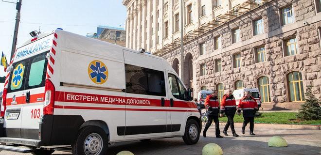 В Украине третий день подряд более 500 заболевших на коронавирус