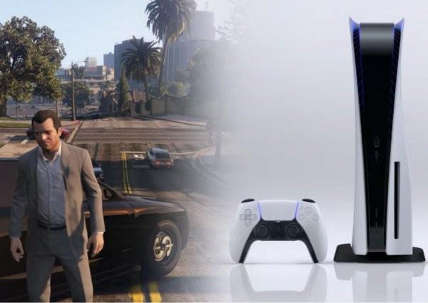 Rockstar выпустят GTA V на PlayStation 5 в 2021 году