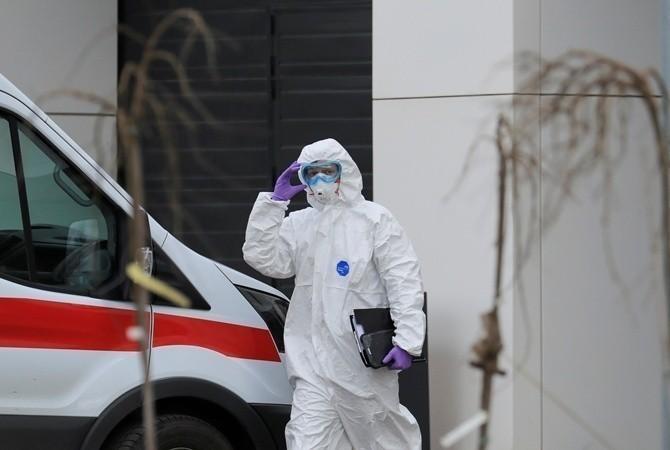 В Украине новый антирекорд по количеству инфицированных коронавирусом