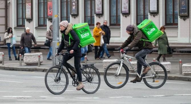 Из Украины уходят известные службы доставки еды