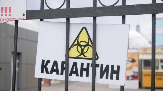 Некоторым категориям жителей Киева могут ограничить выход на улицу