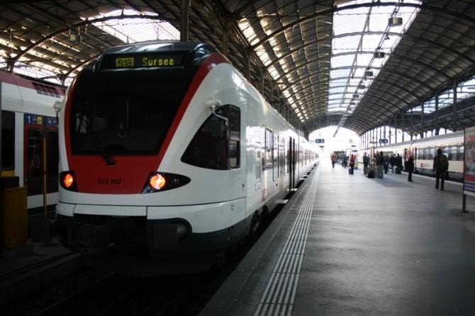В Швейцарии пассажир поезда забыл мешок с золотом