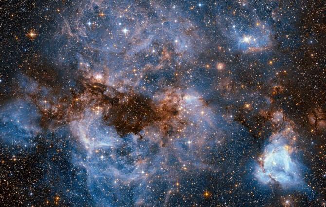 В центре Млечного Пути нашли новую органическую молекулу