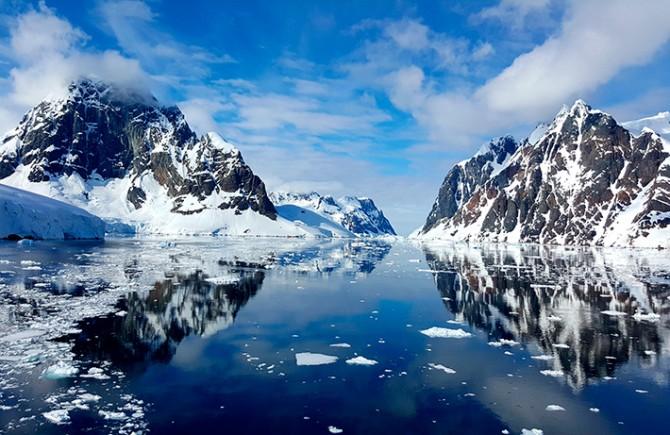Ученые объяснили механизм зарождения нового континента у Антарктиды