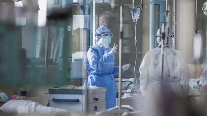 В Украине число заболевших на COVID-19 идет на спад