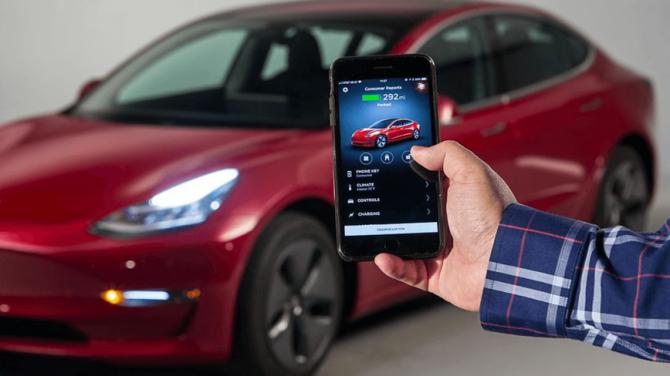 Новая операционная система iOS 14 позволит пользователям iPhone разблокировать автомобиль
